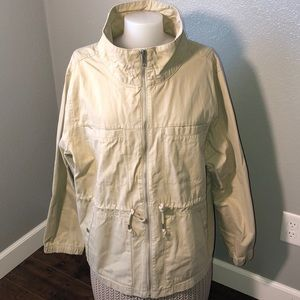 Old Navy Khaki Utility Jacket XXL